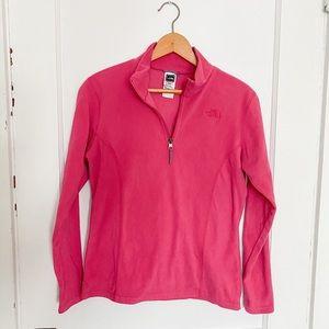 The North Face Fleece Half-Zip Pullover